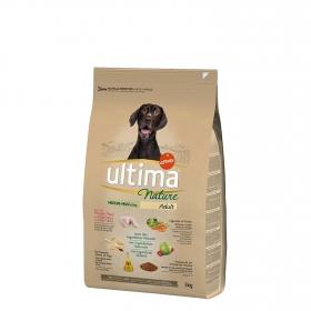 Comida para Perro Dog Nature Med/Maxi Pollo 3 kg
