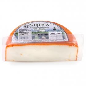 Queso semicurado mezcla pasteurizado Nejosa 1/2 pieza 350 g
