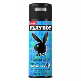 Desodorante Generation Skin Touch hombre