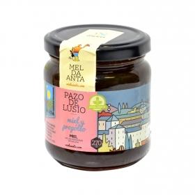 Miel con propoleo ecológico