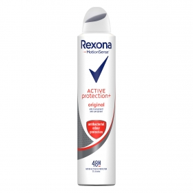 Desodorante Active Protect Odour Protection spray para mujer Rexona 200 ml.
