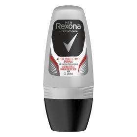 Desodorante roll-on Active Protect Odour Protection Rexona Men 50 ml.