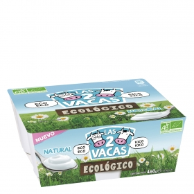 Yogur natural ecológico