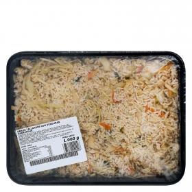 Arroz tailandés con verduras Ta-Tung 1 kg aprox