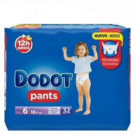 Pants T6 (16+ kg.)