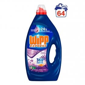 Detergente en gel Wipp Express 64 lavados.
