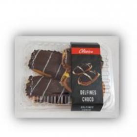 Delfines chocolate Dillepasa envase 4 ud.