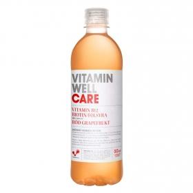 Bebida Isotónica Care Vitamin Well botella 50 cl.