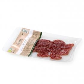 Fuet ecológico loncheado Embutidos Salgot 80 g