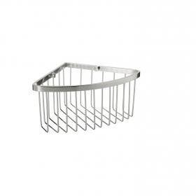 Cestillo de baño de Aluminio Tatay  20cm - Metalizado