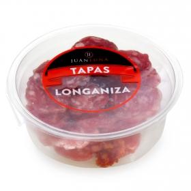 Longaniza de Payes bote snacks Juan Luna 100 g
