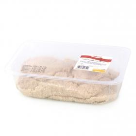 Filete de Pechuga de Pollo Empanada Coren 1 Kg aprox