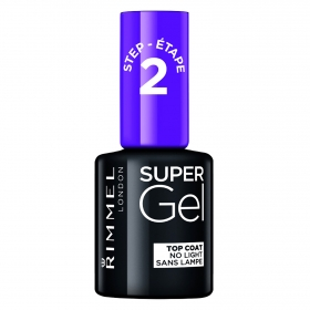 Laca uñas Top Coat Super Gel no light Rimmel 1 ud.