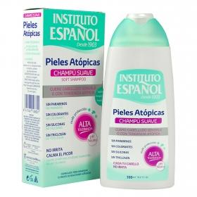 Champú suave para pieles atópicas Instituto Español 300 ml.