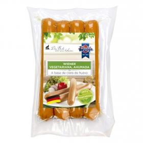 Salchichas wiener vegetal