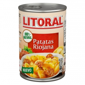 Patatas riojana 100% natural