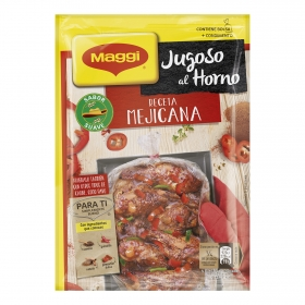 Sazonador receta mejicana Maggi 1 ud.