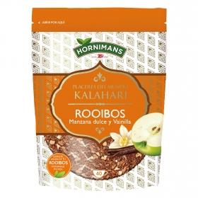 Té Rooibos Kalahari con manzana dulce y vainilla Hornimans 85 g.