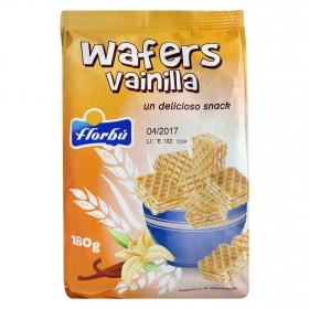 Wafers vainilla