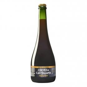 Cerveza artesana Castellana ahumada botella 75 cl.