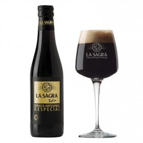 Cerveza artesanal triple especial
