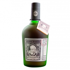 Ron Diplomático reserva exclusiva 70 cl.