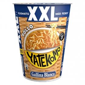Fideos pollo Yatekomo XXL