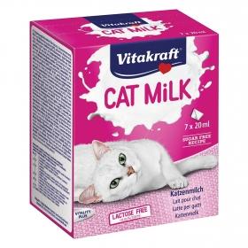 Cat Milk Vitakraft Leche Gatos 7 x 20ml