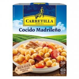 Cocido madrileña Carretilla 350 g.