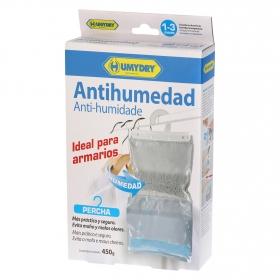 Percha antihumedad ideal armarios