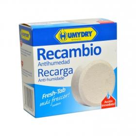 Recambio Antihumedad para inodoro en pastilla