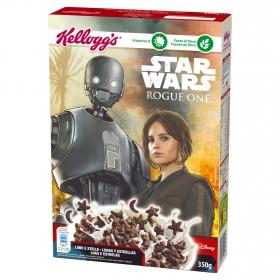 Cereales de chocolate especial Star Wars