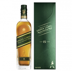 Whisky Johnnie Walker escocés 15 años 70 cl.