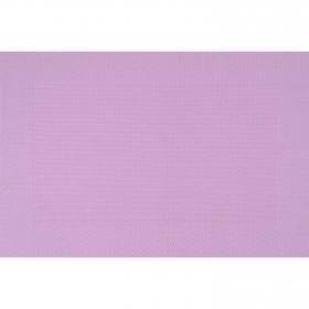 Mantel Individual Rectangular de Plástico 30 x 45cm - Lila