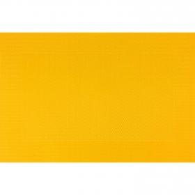 Mantel Individual Rectangular de Plástico 30 x 45cm - Naranja