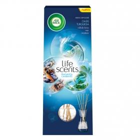 Ambientador varillas Life Scents Oasis Turquesa Air Wick 1 ud.