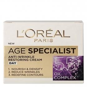 Crema de día antiedad Age Specialist 55+