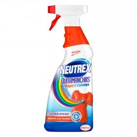 Quitamanchas spray Expert Colores Neutrex 600 ml.