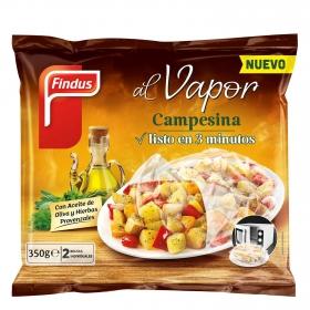 Verduras al vapor Campesina Findus 350 g.