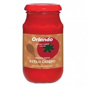 Tomate frito Orlando sin gluten tarro 295 g.