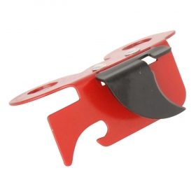 Abrelata papillon Cooking 7,5cm Rojo