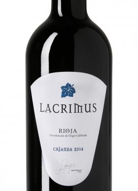Lacrimus Tinto Crianza 2014