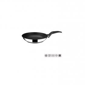 Sartén Clásica de Acero Inoxidable  24cm  Inox