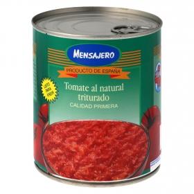 Tomate natural triturado Mensajero 1 kg.