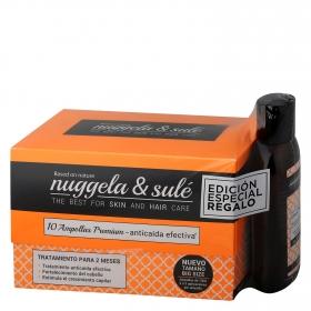 Ampollas premium anticaída efectiva Nuggela & Sulé 10 ud.