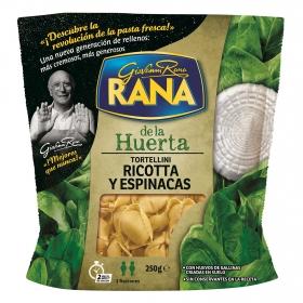 Tortellini de ricotta y espinacas Rana de la Huerta 250 g.