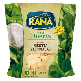Ravioli de ricotta y espinacas Rana de la Huerta 250 g.