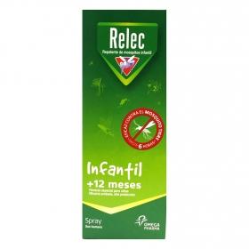 Spray repelente de mosquitos infantil +12 meses