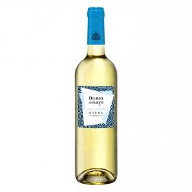 Vino D.O. Rueda blanco verdejo-sauvignon