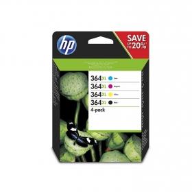 Multipack Cartuchos de Tinta HP 364XL - Negro/Tricolor